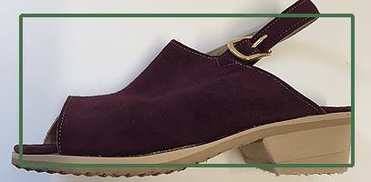 Chaussures orthopédique femme