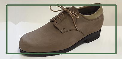 Chaussures orthopédique homme